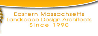 eastern massachusetts landscaping design architects